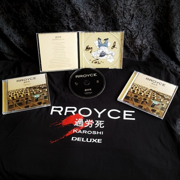 CD Deluxe bundle