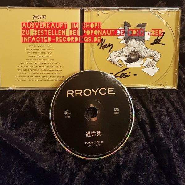 CD Deluxe-soldout